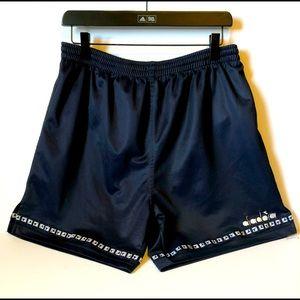 DIADORA  soccer polyester nylon shorts GUC